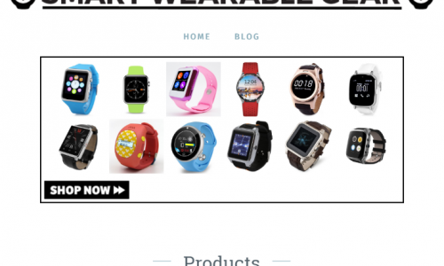 Welcome to Smart Wearable Gear