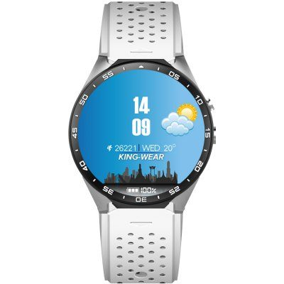 Smart Wearable Gear – KingWear KW88 Android 5.1 3G Smartwatch