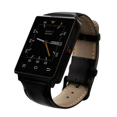 Smart Wearable Gear – NO.1 D6 3G Smartwatch Phone