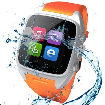 Smart Wearable Gear – Ourtime X01 Android 4.2 1.54 inch 3G Smartwatch Phone