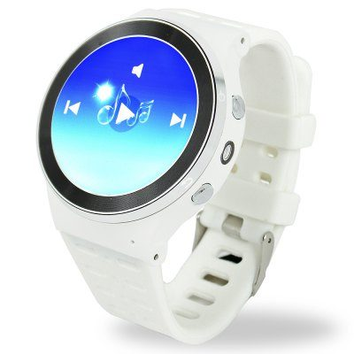 Smart Wearable Gear – ZGPAX S99 Android 5.1 1.33 inch 3G Smartwatch Phone