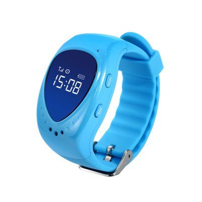 Smart Wearable Gear – A6 0.66 inch Children Smartwatch Phone