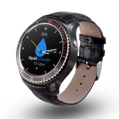 Smart Wearable Gear – IQI I2 1.33 inch Android 5.1 3G Smartwatch