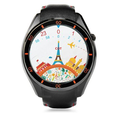Smart Wearable Gear – IQI I3 Android 5.1 1.39 inch 3G Smartwatch Phone