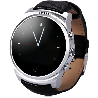 Smart Wearable Gear - K5 1.22 inch Round Dial Smartwatch Phone