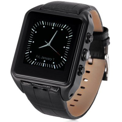 Smart Wearable Gear – TenFifteen X01 Plus 1.54 inch Android 5.1 3G Smartwatch Phone