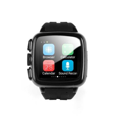 Smart Wearable Gear – TenFifteen X9 PLUS Android 4.4 1.54 inch 3G Smartwatch Phone