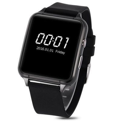 Smart Wearable Gear – MATEWEAR M88 1.54 inch Smartwatch Phone