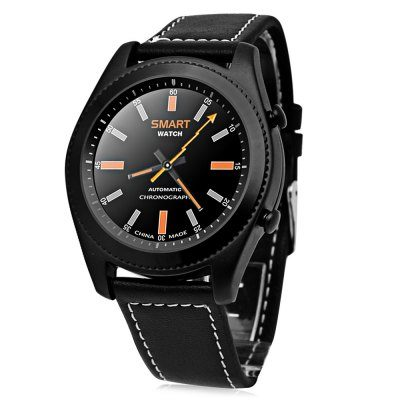 Smart Wearable Gear - DTNO.I S9 Bluetooth Smartwatch Heart Rate Monitor Activity Tracker