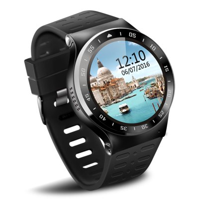 Smart Wearable Gear - ZGPAX S99A 3G Smartwatch Phone 1.33 inch Android 5.1