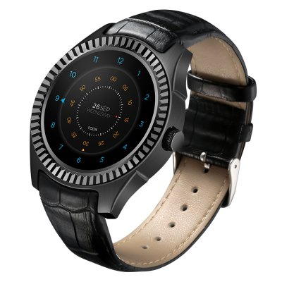 Smart Wearable Gear - DTNO.I D7 3G Smartwatch Phone 1.3 inch Android 4.4