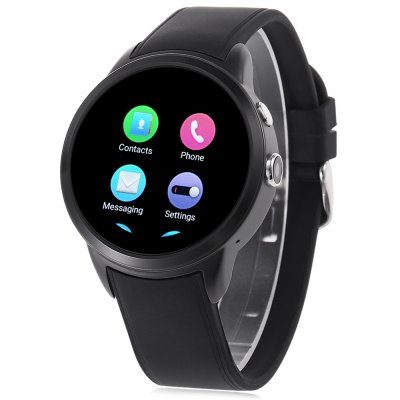 Smart Wearable Gear – Ourtime X200 3G Smartwatch Phone 1.39 inch Android 5.1
