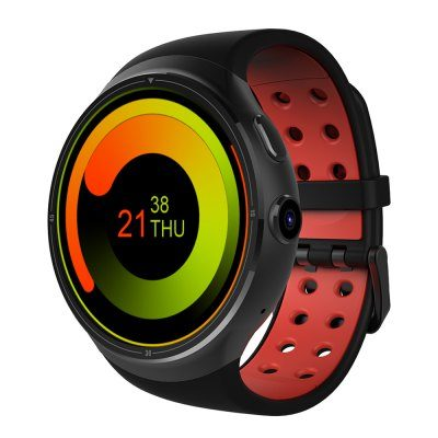 Smart Wearable Gear – Zeblaze THOR 1.4 inch 3G Smartwatch Phone