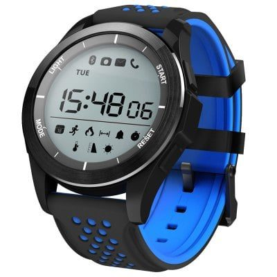Smart Wearable Gear – NO.1 F3 Smartwatch Bluetooth 4.0 IP68 Waterproof