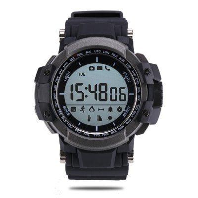 Smart Wearable Gear – Zeblaze MUSCLE Smartwatch Bluetooth 4.0 IP67 Waterproof