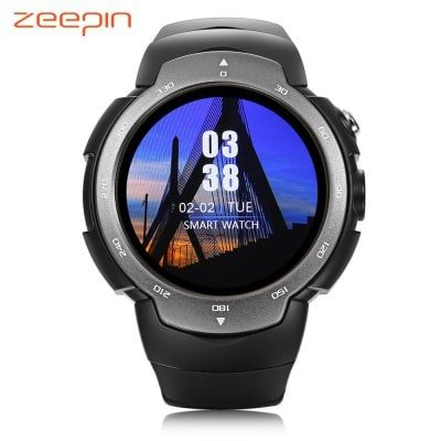 Smart Wearable Gear – ZEEPIN Blitz MTK6580 Quad Core 3G Smartwatch Phone