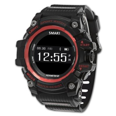 Smart Wearable Gear – Zeblaze MUSCLE HR Smartwatch Bluetooth 4.0