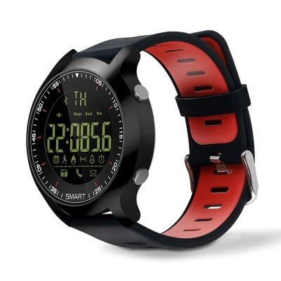 Smart Wearable Gear – AOWO X6 Smartwatch Bluetooth 4.0 Pedometer
