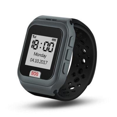 Smart Wearable Gear - LEKEMI W5 Smartwatch Phone