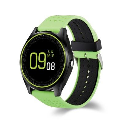 Smart Wearable Gear – V9 Quad Band Smartwatch Phone