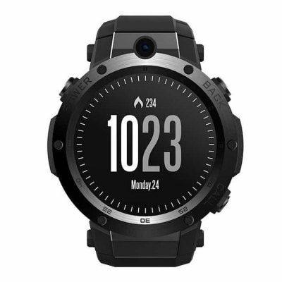 Smart Wearable Gear – Zeblaze THOR S Round Dial Smartwatch Phone