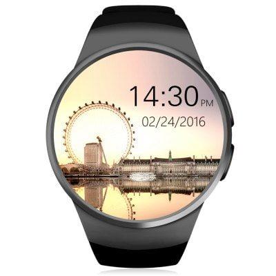 Smart Wearable Gear – KingWear KW18 Smartwatch Phone