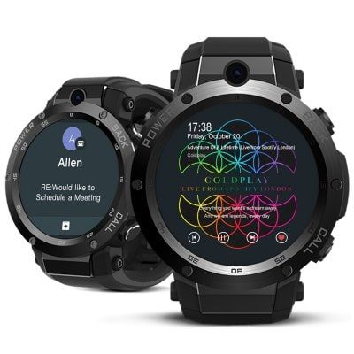 Smart Wearable Gear – Zeblaze THOR S 3G Smartwatch Phone