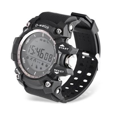 Smart Wearable Gear - 01A Sports Bluetooth 4.0 Smartwatch