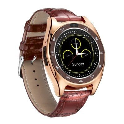 Smart Wearable Gear – A TF Card Can Be Inserted  and Measure Heart Rate and Blood Pressure Smartwatch