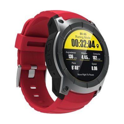 Smart Wearable Gear - GPS Smart Watch Heart Rate Monitor Smartwatch Sports Support SIM TF Card