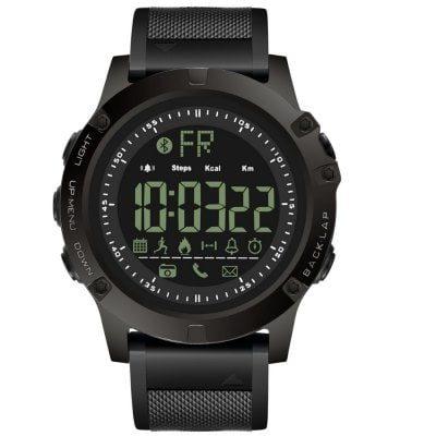 Smart Wearable Gear - V6 T003 Fitness Tracker Bluetooth Pedometer Calls SMS Alert Smartwatch